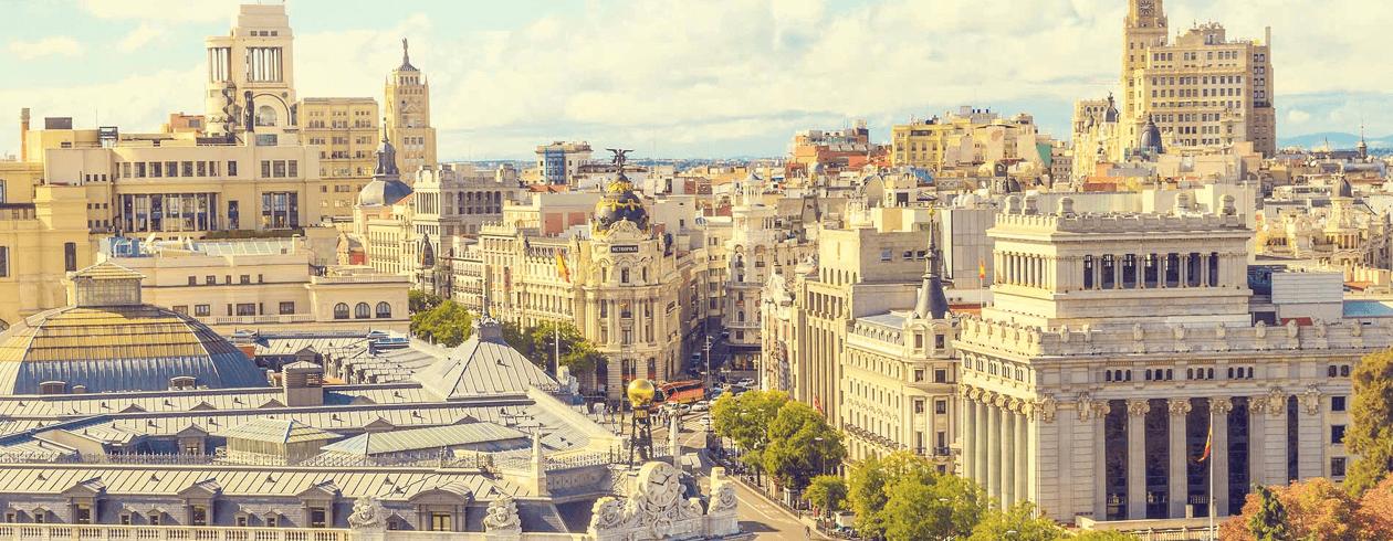 Kurztrip Madrid Bild der Stadt