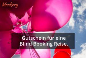 Blind Booking Gutschein Ballon