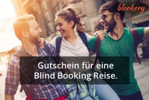 Blind Booking Gutschein