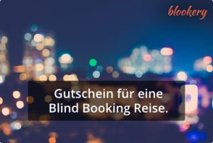 Blind Booking Gutschein Nightlife