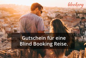 Blind Booking Gutschein Romantik