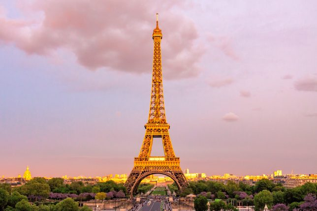 Paris Silvester Neujahr Kurztrip Städtereise Kurzurlaub