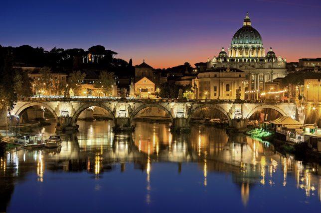 silvester rom kurzurlaub städtereise