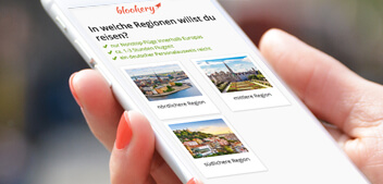 Blind Booking mit Hotel
